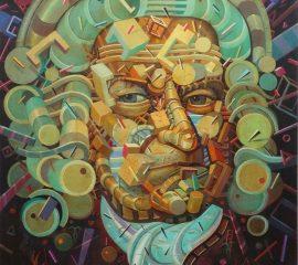 Bach, Portrait